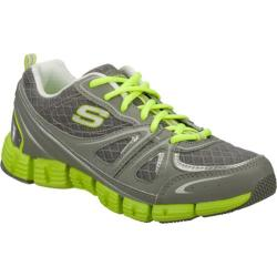 Women's Skechers Stride Gutsy Gray/Green