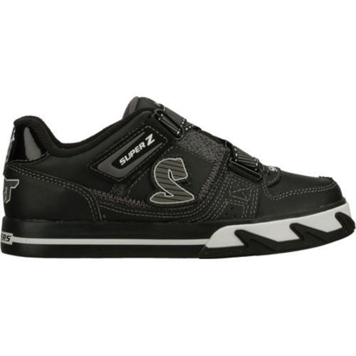 Boys' Skechers Vert Wave Black/White