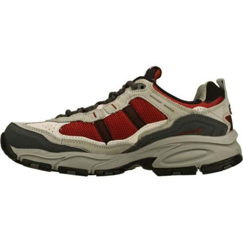 Men's Skechers Vigor 2.0 Gray/Red