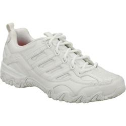 Women's Skechers Work Compulsions Chant White