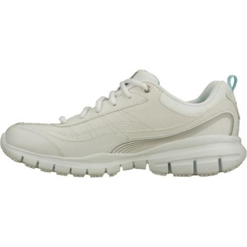 Women's Skechers Work Tone Ups Liberate SR White