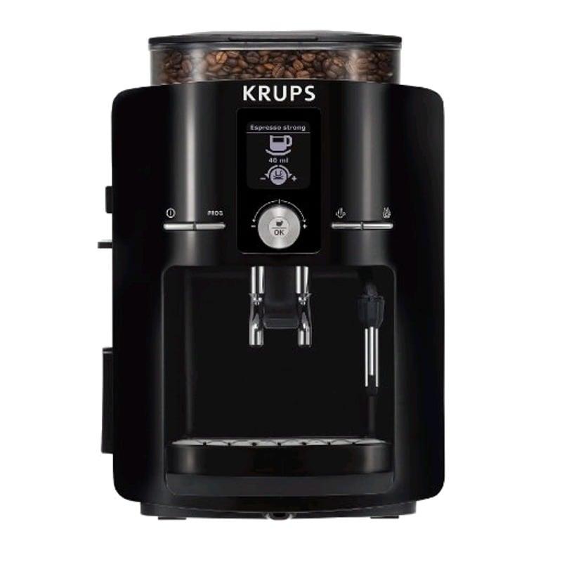 Krups Black/ Silver Automatic Espresso Machine