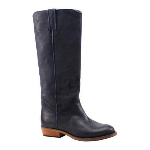 Women's Bronx Tam Mee Indigo Leather