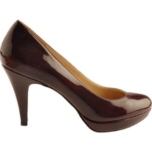 Women's Enzo Angiolini Dixy Dark Red Synthetic