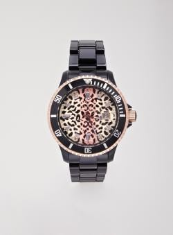 Toy Ladies Toy Leopard Watch