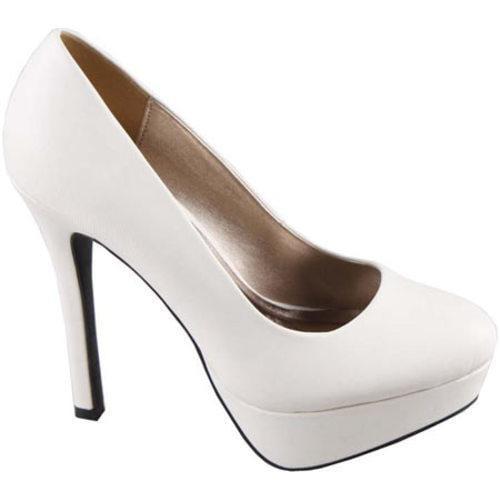Women's Da Viccino Romeo-1 White