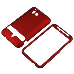 Black/ Blue/ Red Cases/ Screen Protectors for HTC ThunderBolt 4G
