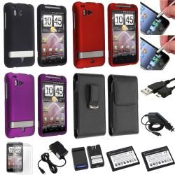 Case/ Battery/ Charger/ Protector/ USB Cable for HTC Thunderbolt 4G