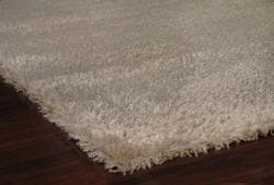 Luxus Cream Shag Rug (7'9 x 10'9)