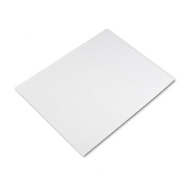 Pacon Four-Ply Poster Board- 28 x 22- White- - 14886713 - Overstock ...