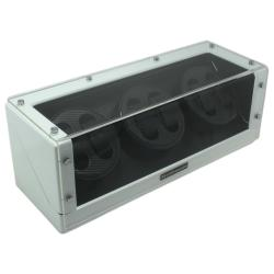 Steinhausen 4-mode White Lacquer Coated Wood 6-watch Winder
