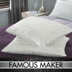 Famous Maker Egyptian Cotton Down Like Pillows (Set of 2)