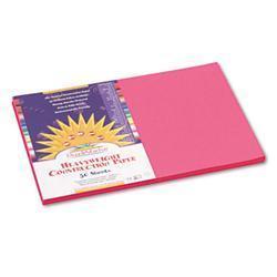 Pacon SunWorks Construction Paper Heavyweight 12