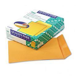 Quality Park Catalog Envelope 9 x 12 Light Brown