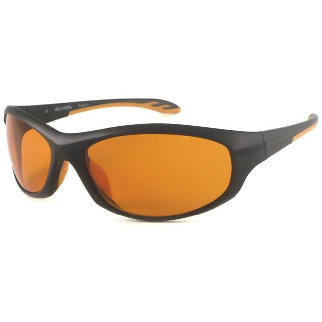 Harley Davidson Women's HDS567 Wrap Sunglasses