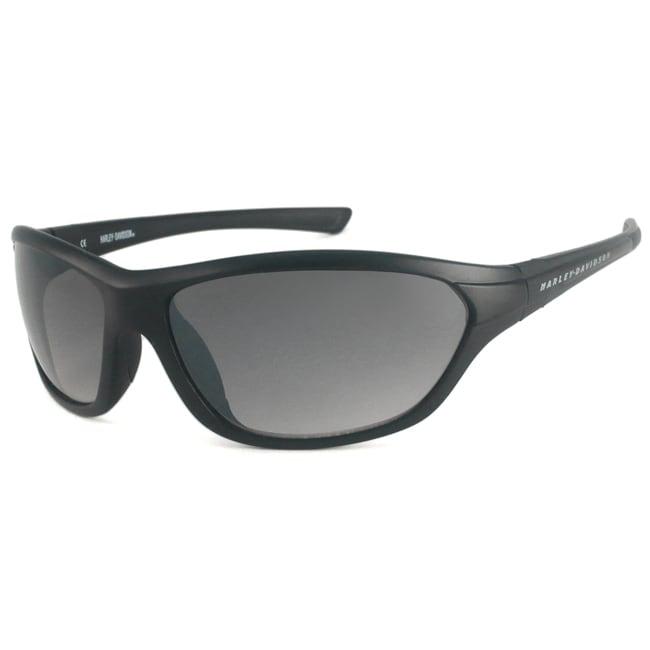 Harley Davidson Men's HDS576 Wrap Sunglasses