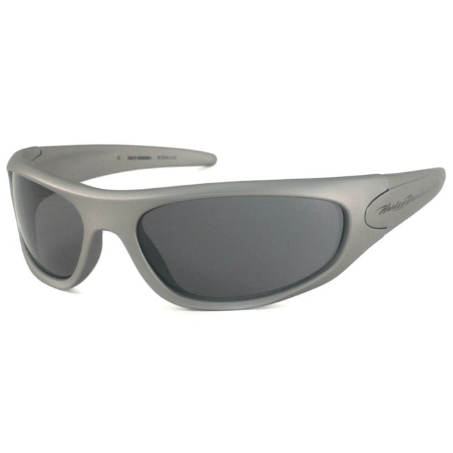Harley Davidson Men's HDS582 Wrap Sunglasses