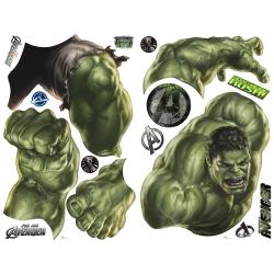 RoomMates Avengers Hulk Peel and Stick Giant Wall Decal