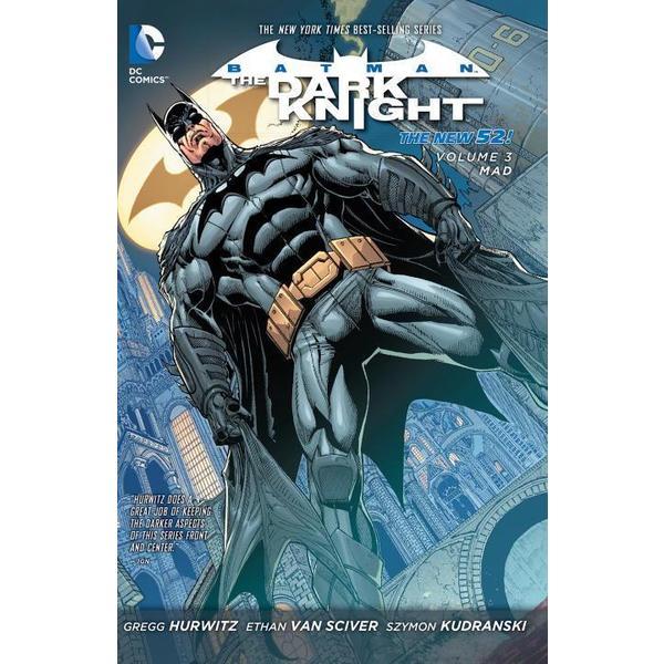 Batman the Dark Knight 3: Mad (Hardcover) 11127062