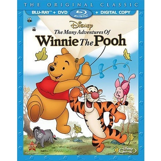 The Many Adventures Of Winnie The Pooh (Special Edition) (Blu-ray/DVD) 11127086