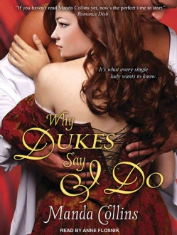 Why Dukes Say I Do: Library Edition (CD-Audio)