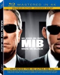 Men in Black (4K-Mastered) (Blu-ray Disc)