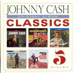 Johnny Cash - Original Album Classics: Johnny Cash