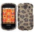 BasAcc Leopard/ Camel Diamante Case for Samsung U380 Brightside