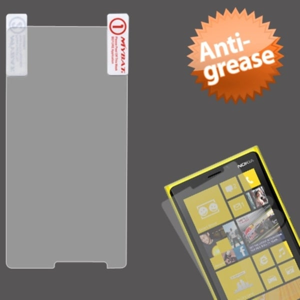 INSTEN Anti-grease LCD Screen Protector for Nokia 920 Lumia