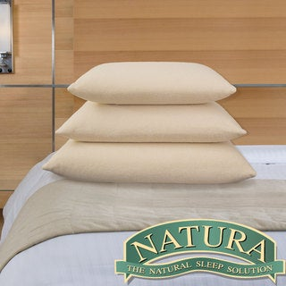 Natura Ideal Talalay Latex Core Pillow