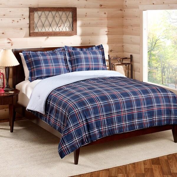 Tommy Hilfiger Hamilton 3-piece Comforter Set