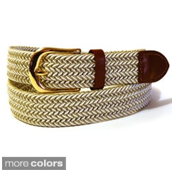 Men's Twin Color Stretch Belt