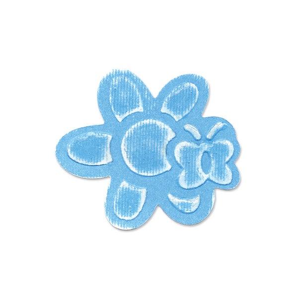 Sizzix Embosslits Flower & Butterfly Die