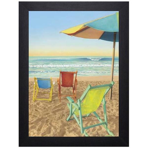 Robin Renee Hix 'Pacific Roller' Art Print