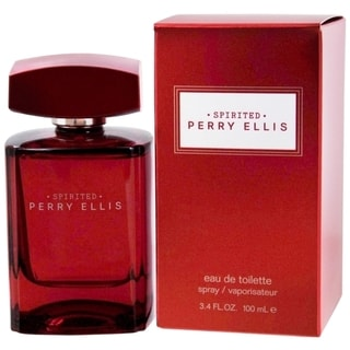 Perry Ellis Spirited Men's 3.4-ounce Eau de Toilette Spray