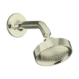 Kohler Purist Single-function Showerhead, Arm and Flange