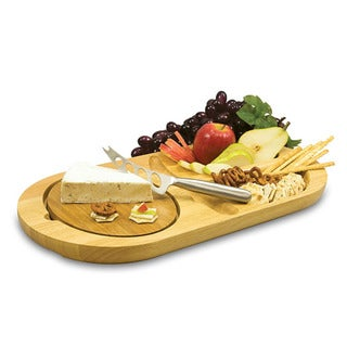 Fontina Rubberwood Serving Tray