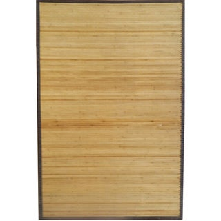Bamboo Area Rug (6'7