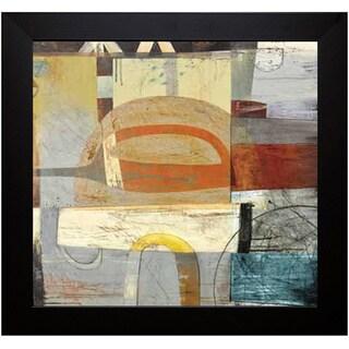 Sue Cretarolo 'Tango I' Framed Art Print