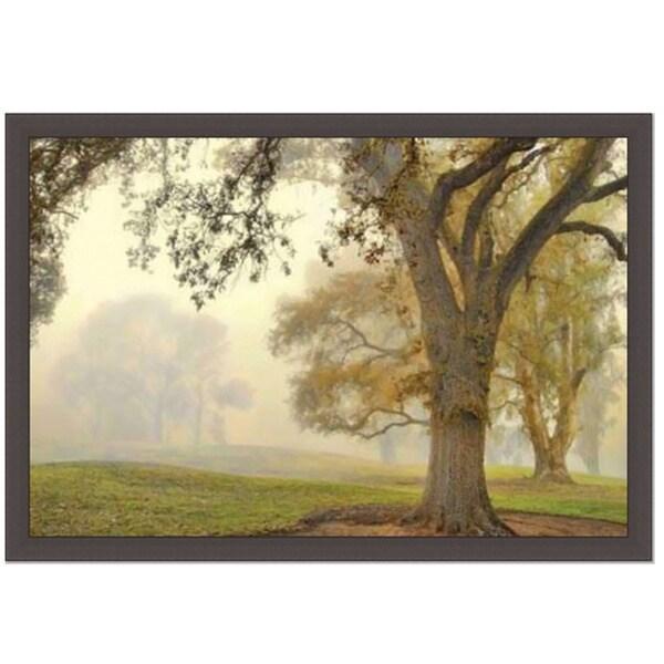 Donald Satterlee 'Oak Grove' Framed Art Print