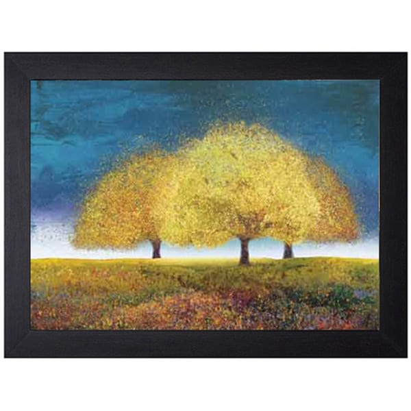 Melissa Graves-Brown 'Dreaming Trio' Framed Art Print