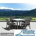 Atlantic Liberty 5-piece Grey Dining Set