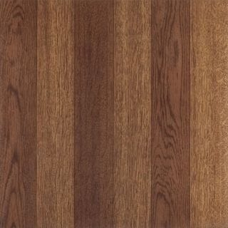 Homeworx Self-Adhesive Medium Oak Plank Vinyl Floor Tiles (60 square feet)