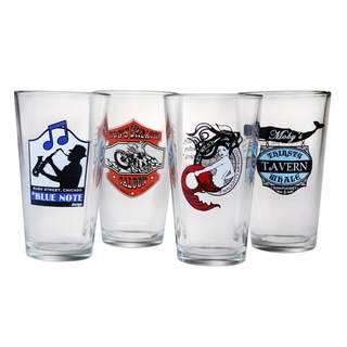 American Tavern Collection 16-ounce Pint Glasses