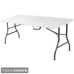 Cosco 6-foot Center Fold Table