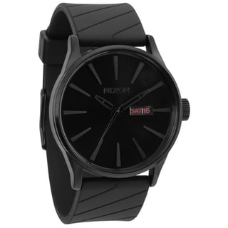 Nixon Men's Sentry All Black Watch