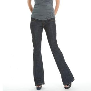 Juliet Dream 5-Pocket Dark Rinse Maternity Jeans