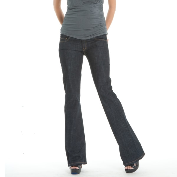Juliet Dream 5-Pocket Dark Rinse Maternity Jeans