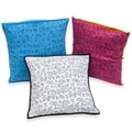 Ranthambore Kantha Embroidered Pillow Covers (India)