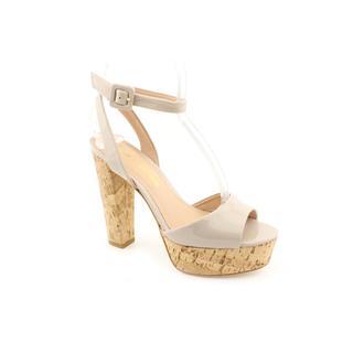 Pour La Victoire Women's 'Nasha' Patent Leather Sandals (Size 10 )
